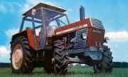 Ursus C-385 tractor photo