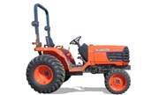 Kubota B7800 tractor photo