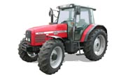 Massey Ferguson 4370 tractor photo