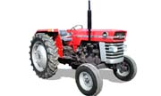 Massey Ferguson 185 tractor photo