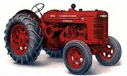 McCormick-Deering WD-9 tractor photo