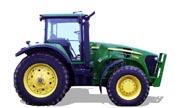 John Deere 7730 tractor photo