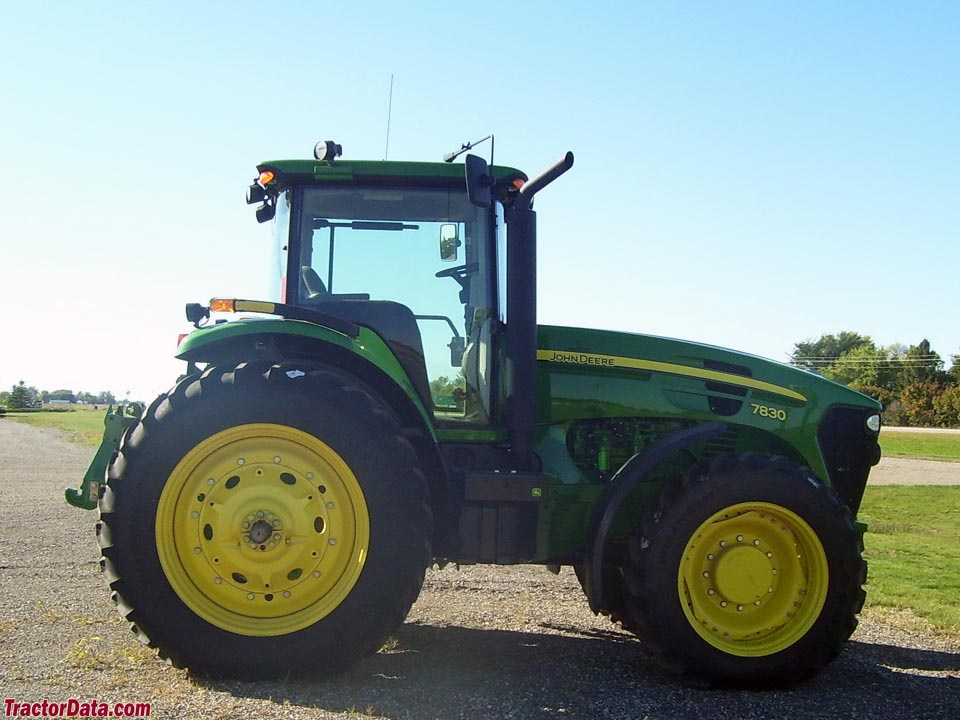 John Deere Tractor Shows : Tractordata john deere tractor photos information