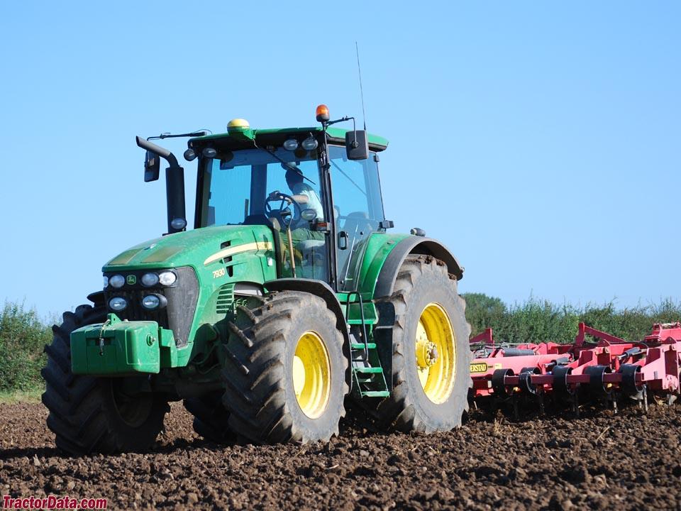 37bffe0c0f7 TractorData.com John Deere 7930 tractor photos information