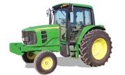 John Deere 6230 tractor photo