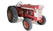 McCormick-Deering A554 tractor photo