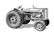 McCormick-Deering AW-7 tractor photo