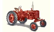 Farmall Super FC tractor photo