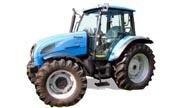 Landini Vision 105 tractor photo