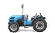 Landini Rex 85 tractor photo