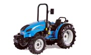 Landini Mistral America 50 tractor photo