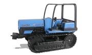 Landini Trekker 95 tractor photo