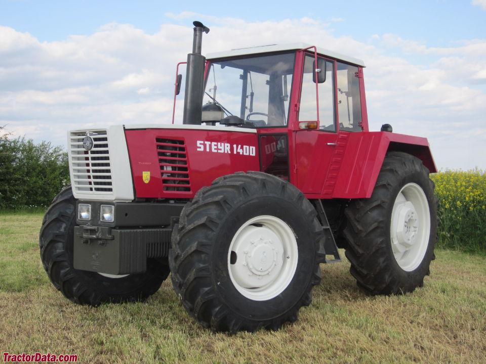 Tractor Data Farm Tractors : Tractordata steyr tractor photos information