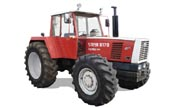 Steyr 8180 tractor photo
