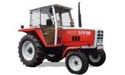 Steyr 8060 tractor photo