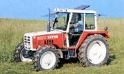 Steyr 8070 tractor photo