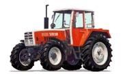 Steyr 8120 tractor photo