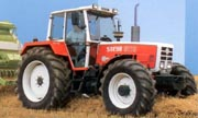 Steyr 8130 tractor photo