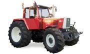 Steyr 8150 tractor photo