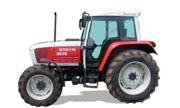 Steyr 9086 tractor photo