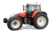 Steyr CVT130 tractor photo