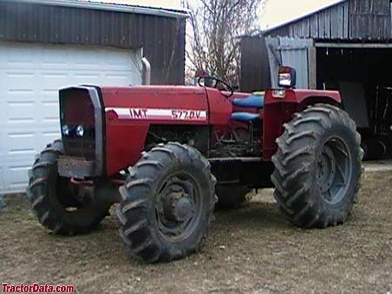 Tractordata Com Imt 577 Tractor Photos Information