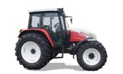 Steyr 9090M tractor photo