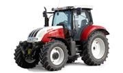 Steyr 6135 Profi tractor photo