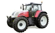 Steyr 6195 CVT tractor photo