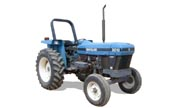 New Holland 5010 tractor photo