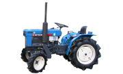Mitsubishi D1550 tractor photo
