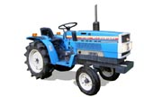 Mitsubishi MT1601 tractor photo