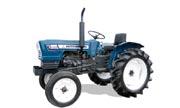 Mitsubishi D2000 tractor photo