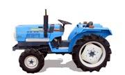 Mitsubishi MTE2000 tractor photo
