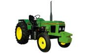 John Deere 2400 tractor photo