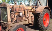 Twin City FTA tractor photo