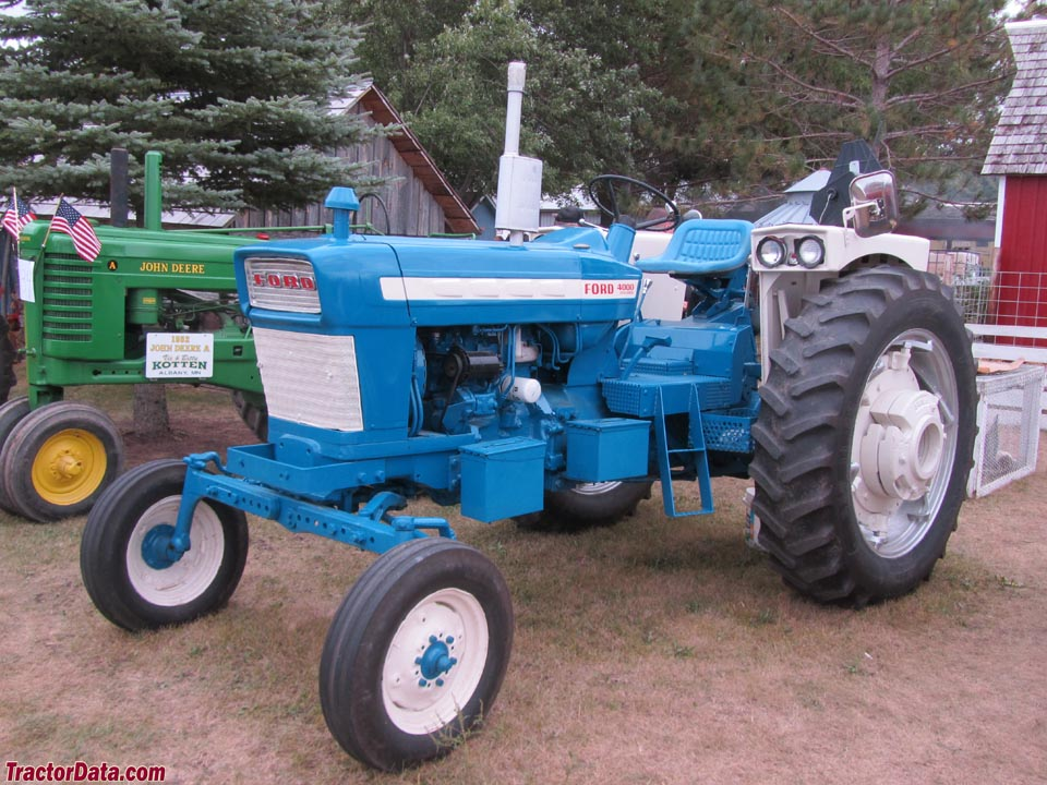 1975 Ford 3000 Tractor : Ford tractors info and specs autos we