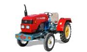 Wuzheng WZ200 tractor photo