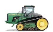 John Deere 9300T tractor photo