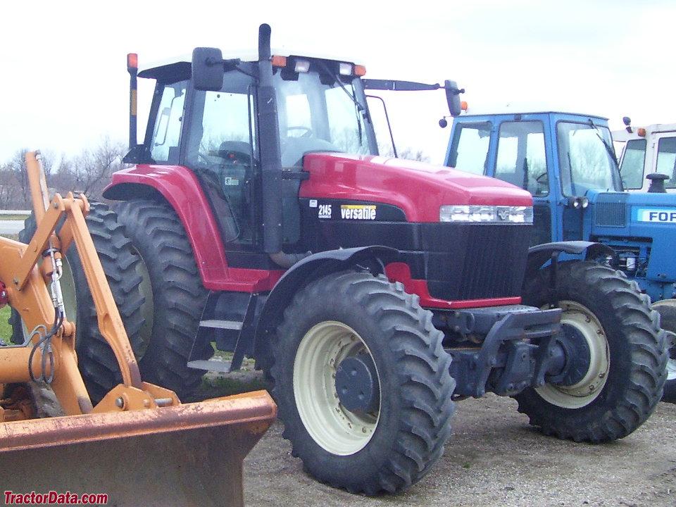 Versatile 2145 with duals.