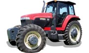 Buhler Versatile 2160 tractor photo