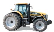 Challenger MT665B tractor photo
