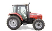 Massey Ferguson 5455 tractor photo