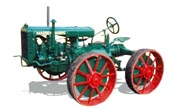 Massey-Harris 15/22 GP tractor photo