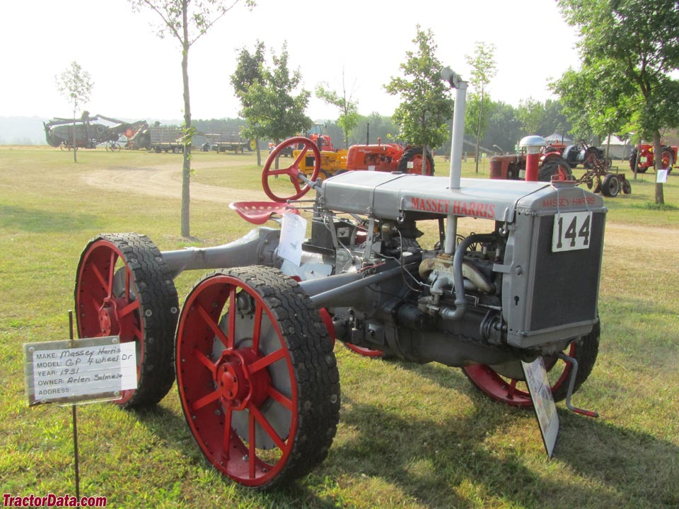 Massey-Harris GP 15/22