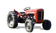 Massey Ferguson 825 tractor photo
