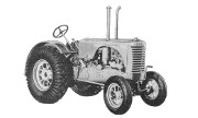 Massey-Harris Pacemaker tractor photo