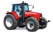 Massey Ferguson 7465 tractor photo