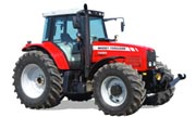 Massey Ferguson 7495 tractor photo