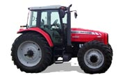 Massey Ferguson 6480 tractor photo